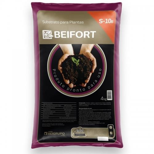 Substrato para Plantas Beifort S-10B - 4kg