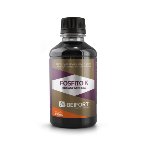 Fertilizante Organomineral Fosfito K - 250ml