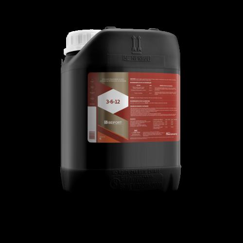 Fertilizante Organomineral - Classe A 3-6-12 (NPK) - 5L