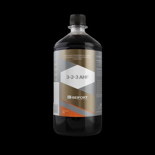 Fertilizante Organomineral Classe A (NPK) 3-2-3 AHF - 1L