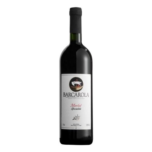 Vinho Specialità Merlot Barcarola 2017