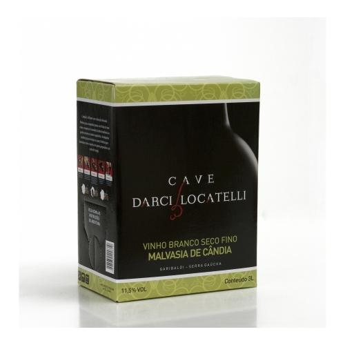 Bag in box Vinho Branco Malvasia de Cândia 3l